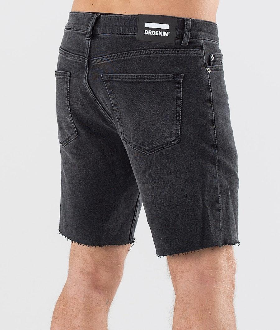 Dr Denim Gene Denim Shorts Shorts Black Dusk