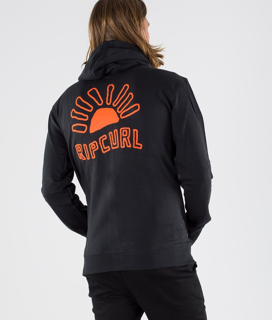Rip Curl Golden Road Fleece Capuche BLACK