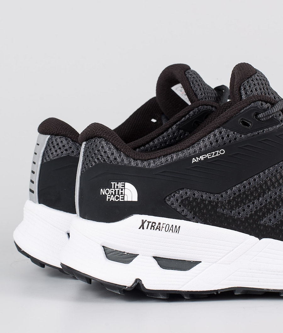 The North Face Ampezzo Scarpe Darkshadow Grey/Tnf Black