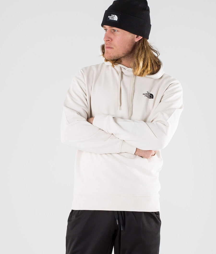 The North Face Seasonal Drew Peak  Felpa con cappuccio Vintage White