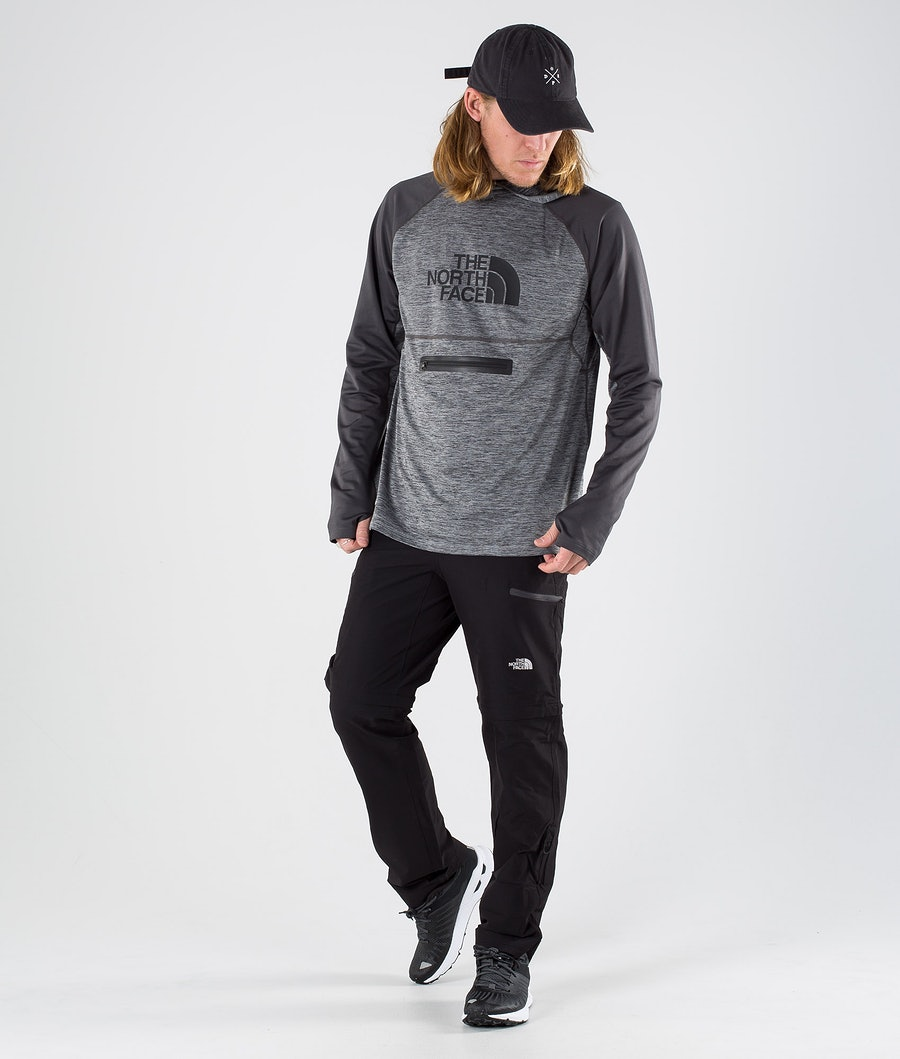 The North Face Varuna Pull-On Hood Mid Grey Heather/Asphalt Grey