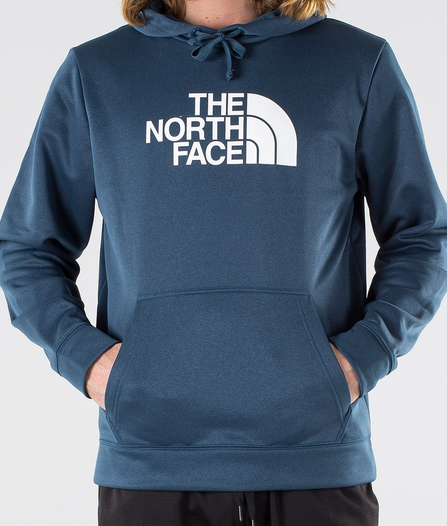 The North Face Surgent Hood Blue Wing Teal Heather