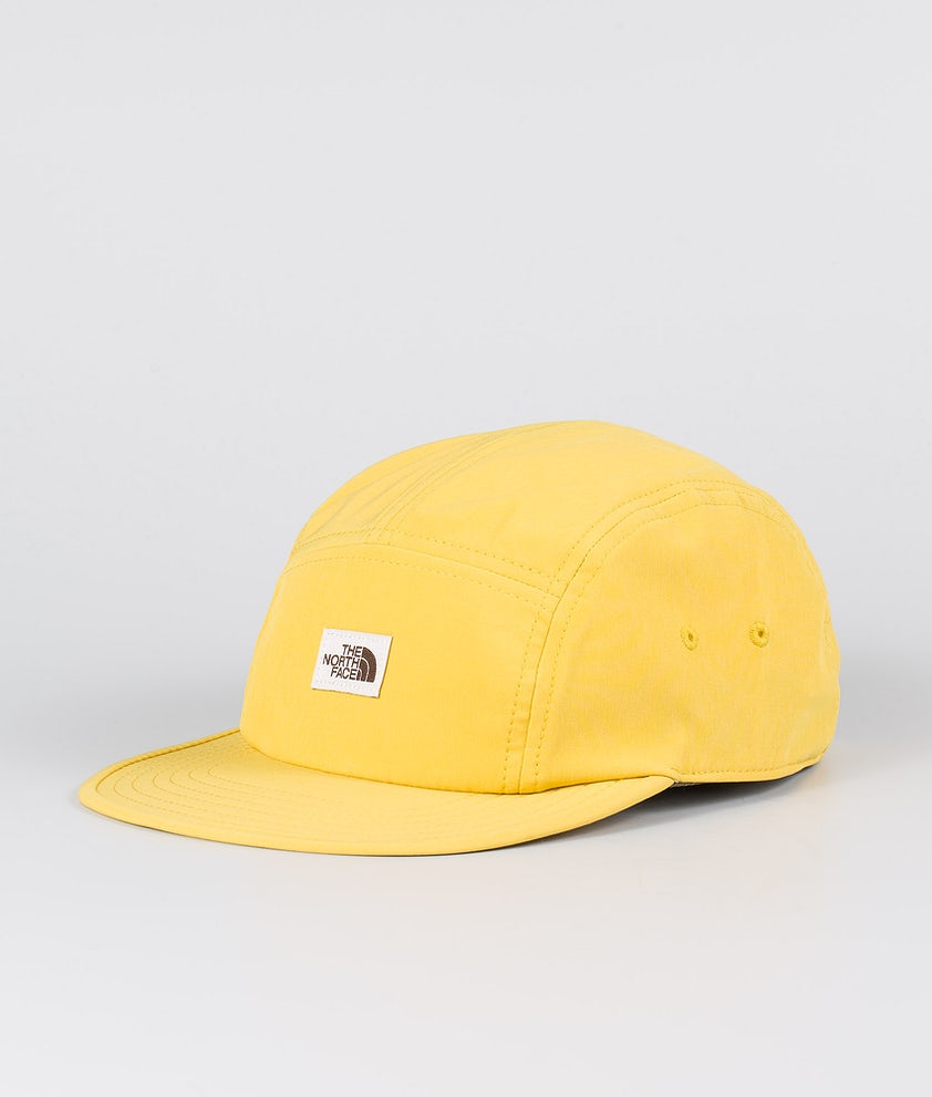 The North Face Marina Camp Hat Caps Bamboo Yellow