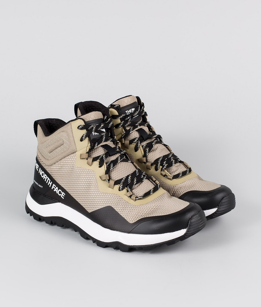 The North Face Activist Mid Futurelight Chaussures Kelp Tan/Tnf Black