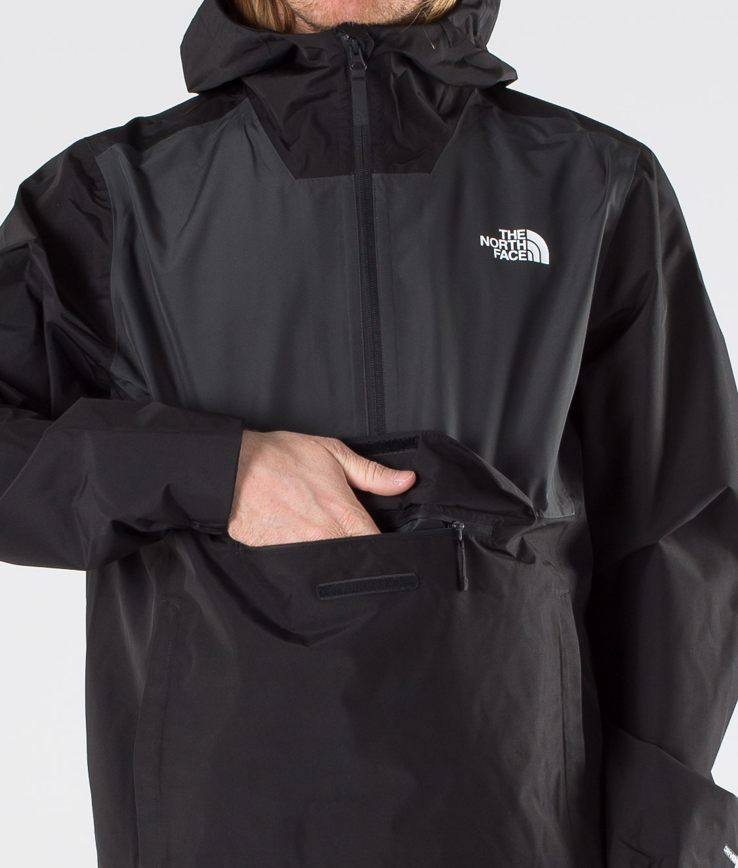 The North Face Waterproof Fanorak Jacke Tnf Black