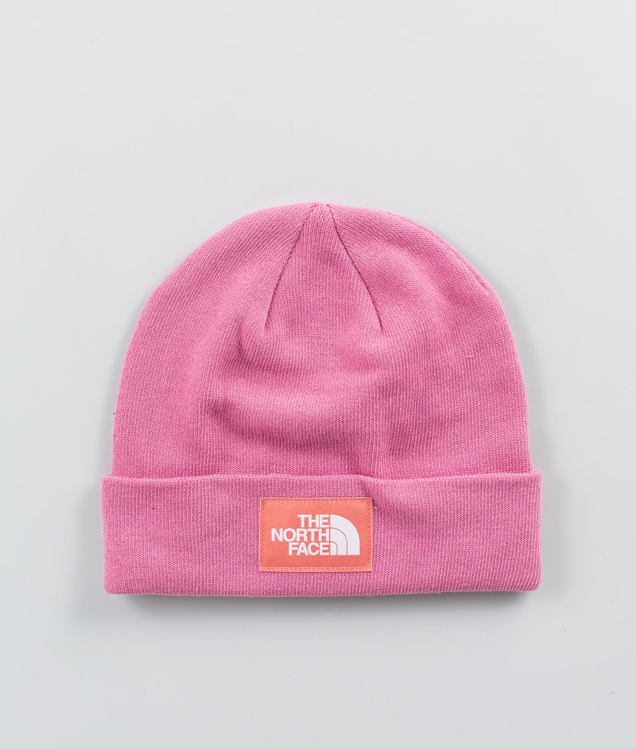 The North Face Dock Worker Recycled Beanie Berretto Mauveglow