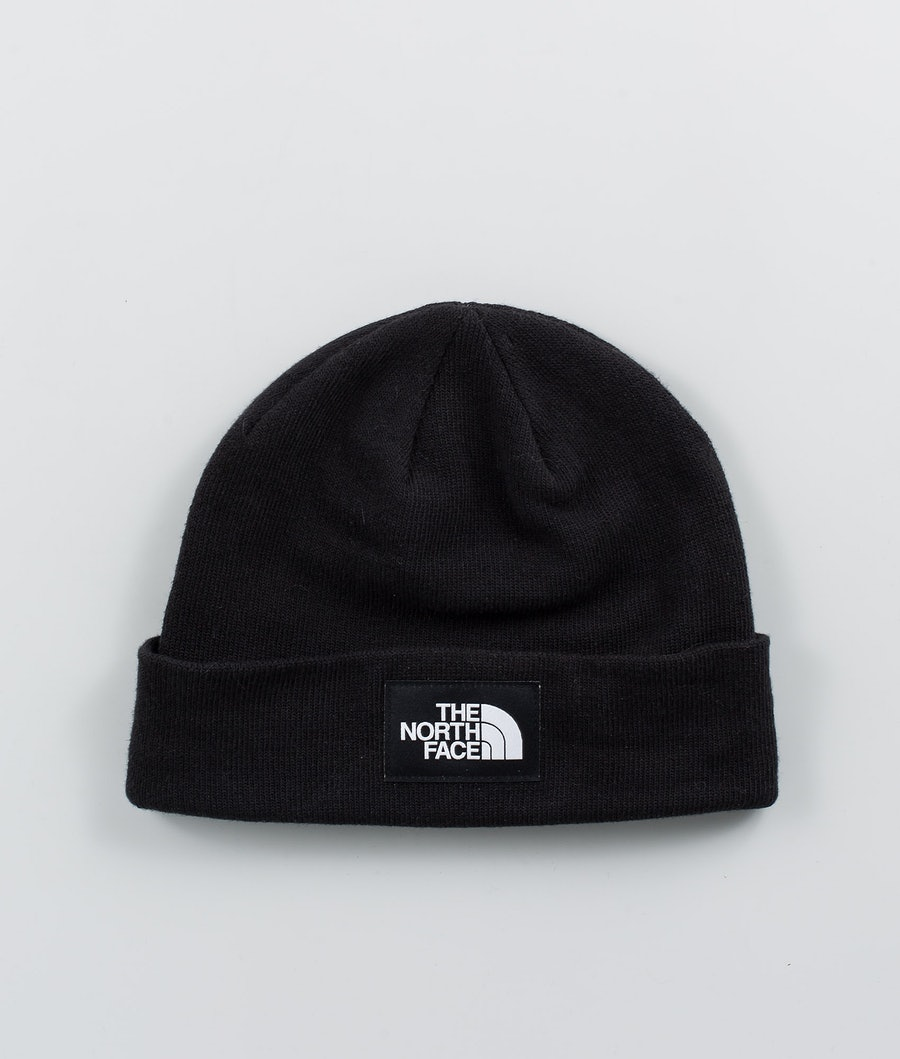The North Face Dock Worker Recycled Beanie Mütze Tnf Black