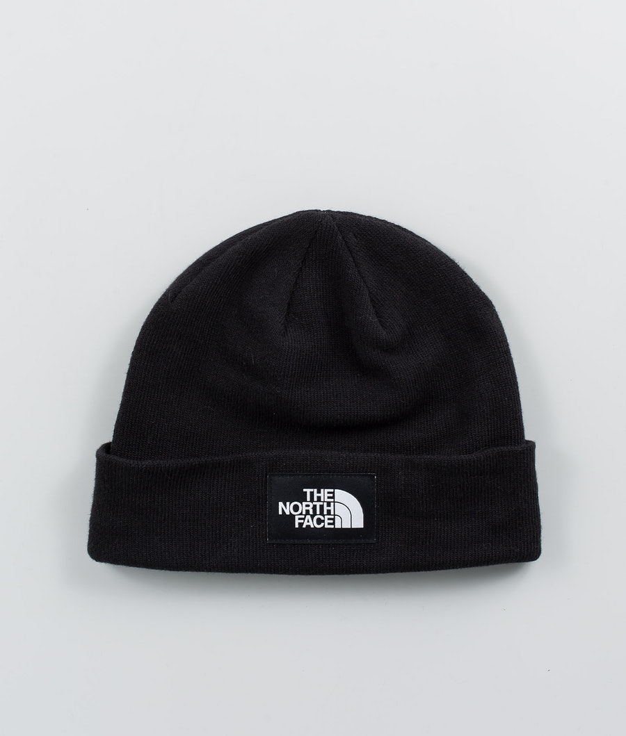The North Face Dock Worker Recycled Beanie Beanie Tnf Black