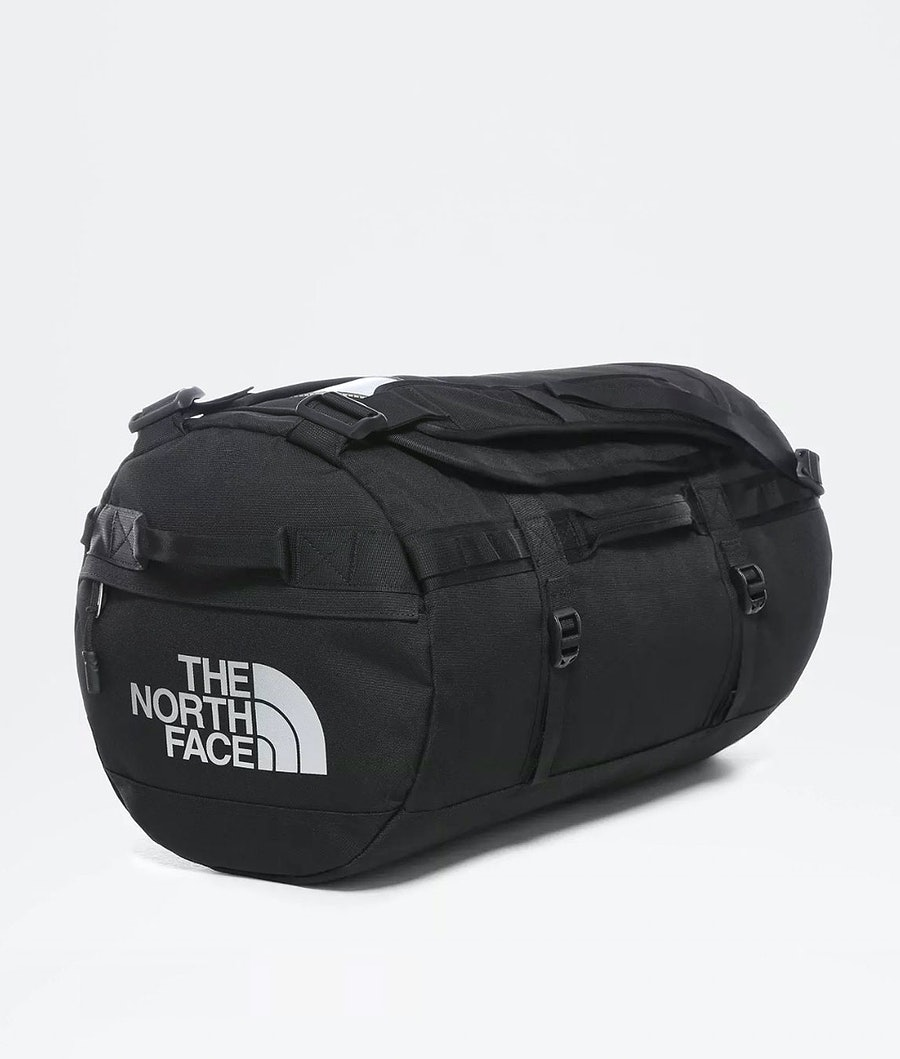 The North Face S - Base Camp Duffel Laukku Tnf Black