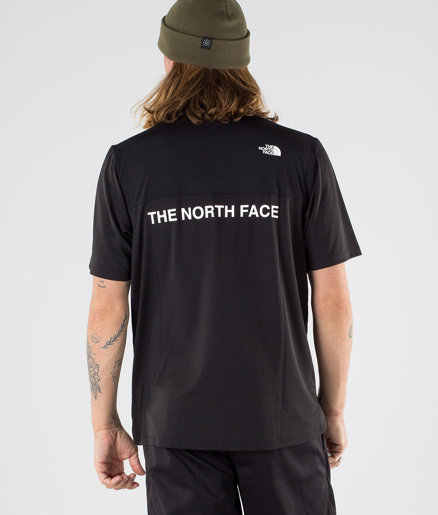 The North Face Train N Logo  T-shirt Tnf Black