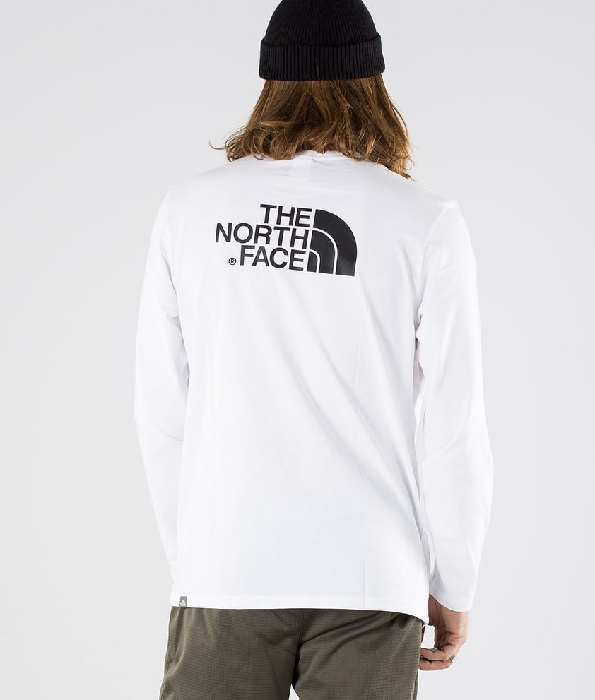 The North Face Easy Tee Longsleeve Tnf White