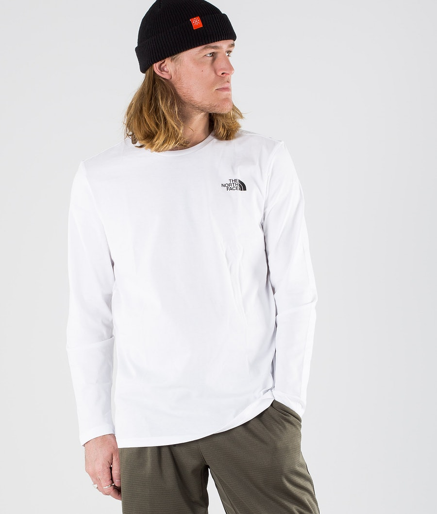 The North Face Easy T-shirt Tnf White