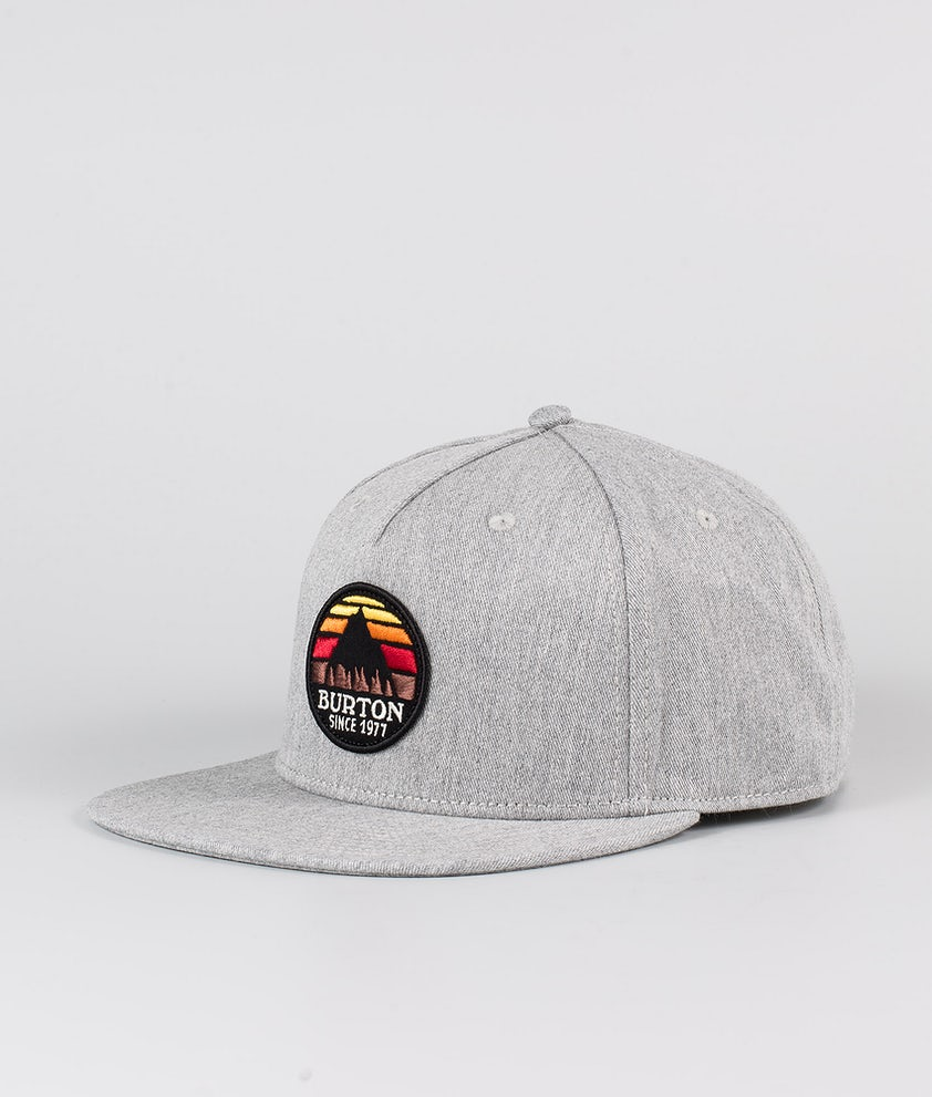Burton Underhill Casquette Monument Heather