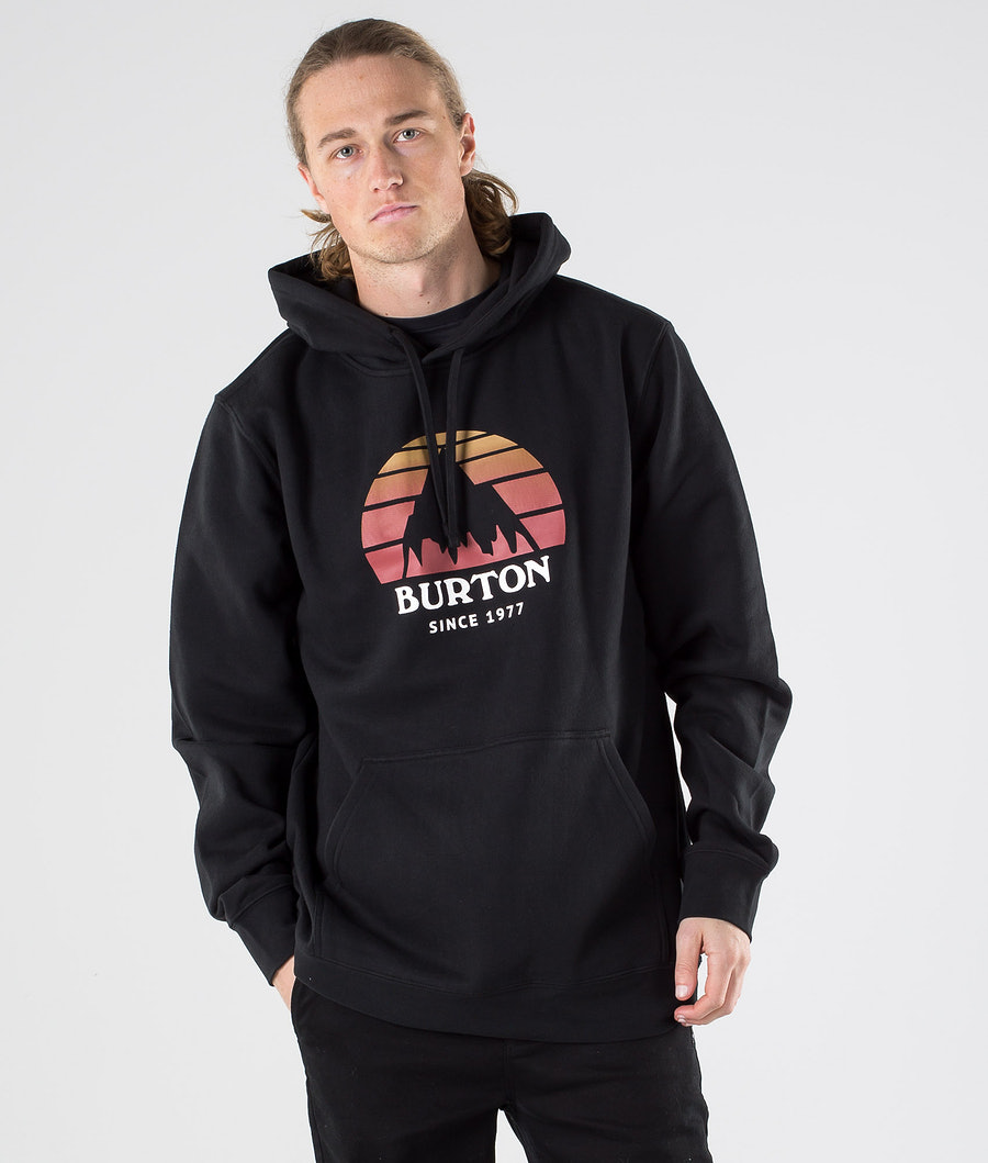Burton Underhill Huppari True Black
