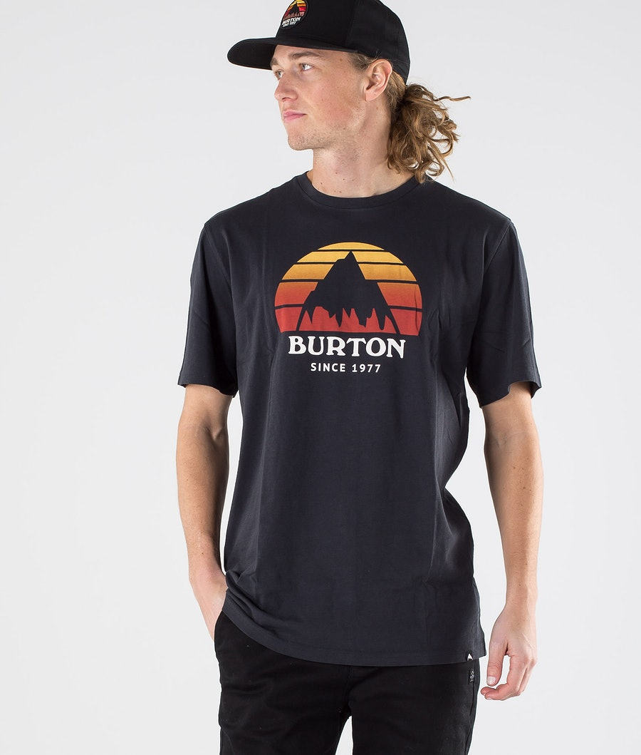 Burton Underhill T-Shirt True Black