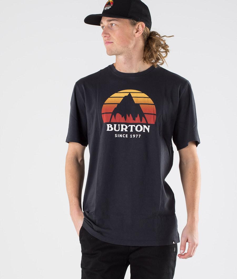 Burton Underhill T-paita True Black