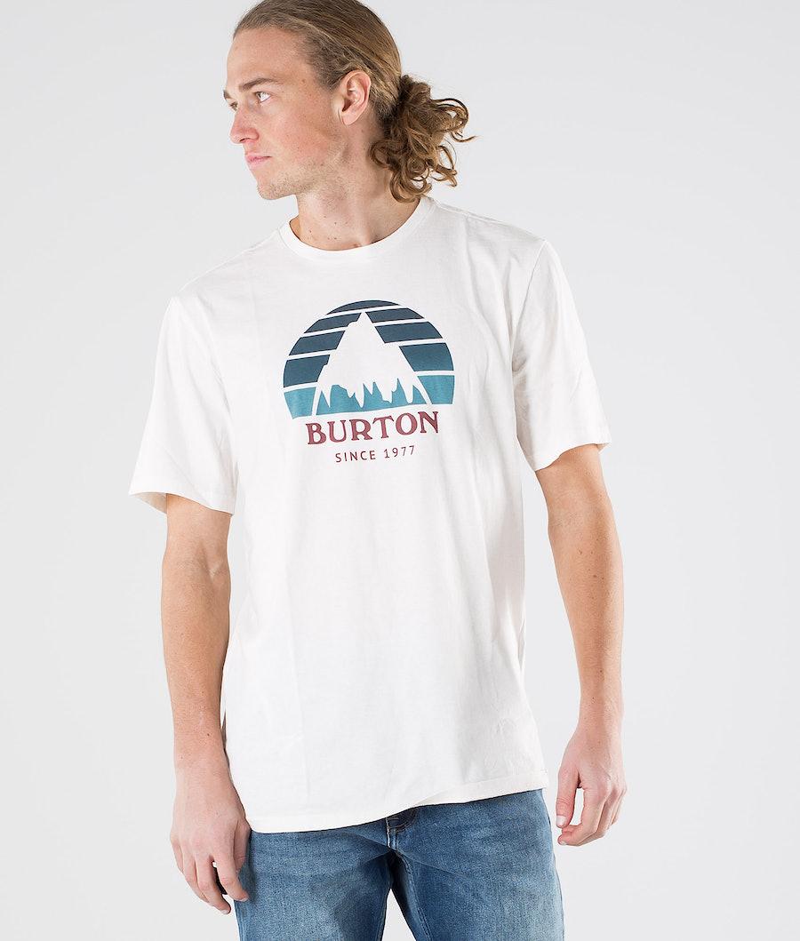 Burton Underhill T-paita Stout White