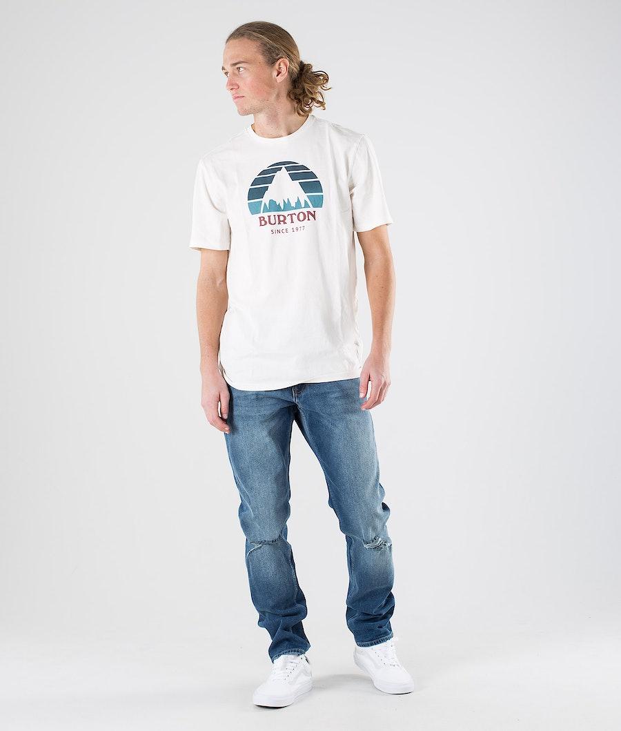 Burton Underhill T-shirt Stout White