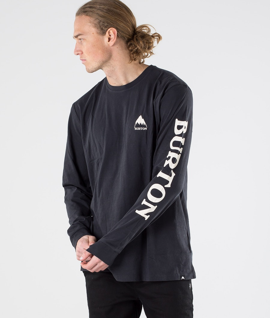 Burton Elite Longsleeve True Black
