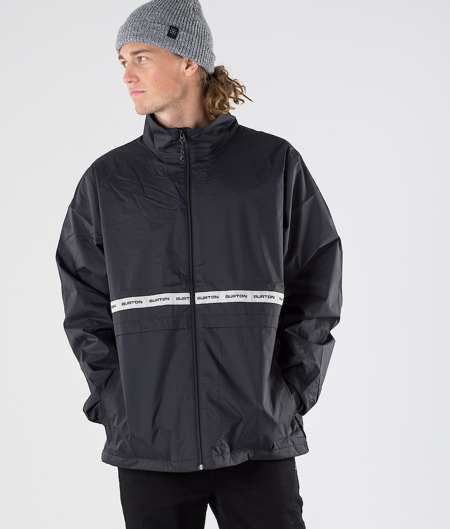 Burton Melter Jacke True Black