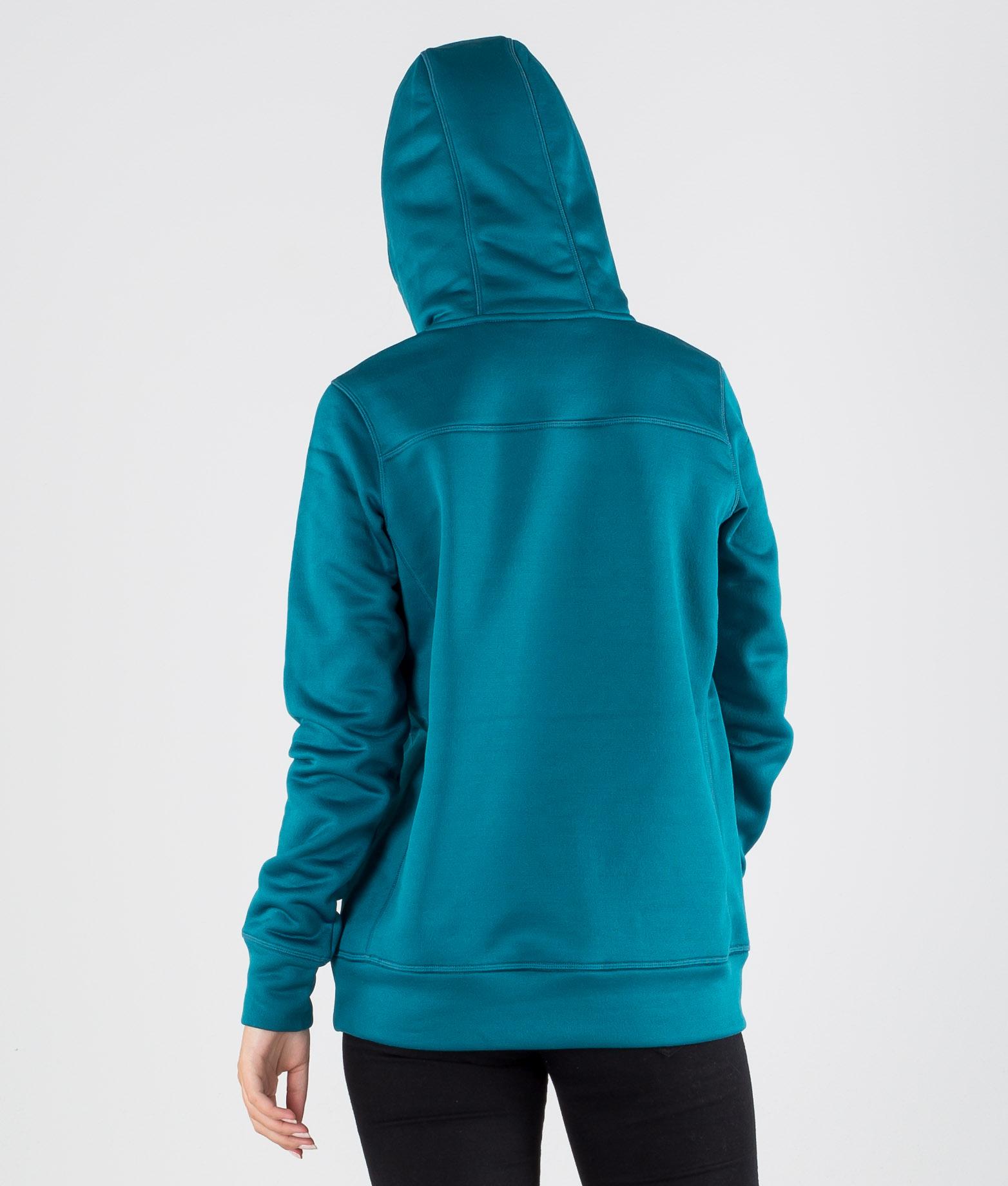 Burton Oak Solution Sweatshirt Deep Lake Teal