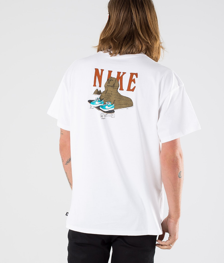Nike Nike Sb Sphynx T-Shirt White