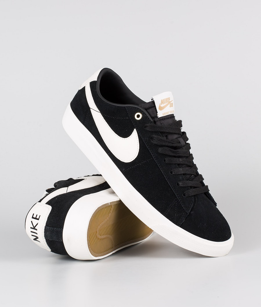 Nike Nike Sb Zoom Blazer Low Gt Chaussures Black/Sail