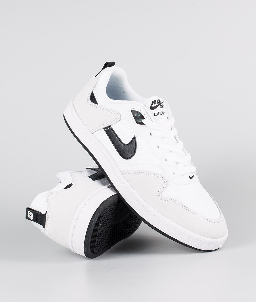 Nike Nike Sb Alleyoop Chaussures White/Black-White