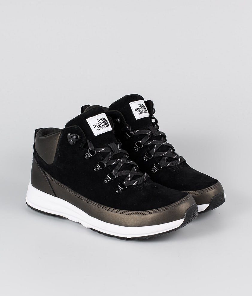 The North Face W Back-To-Berkeley Redux Remtlz Lux Shoes Tnf Black/Tnf White