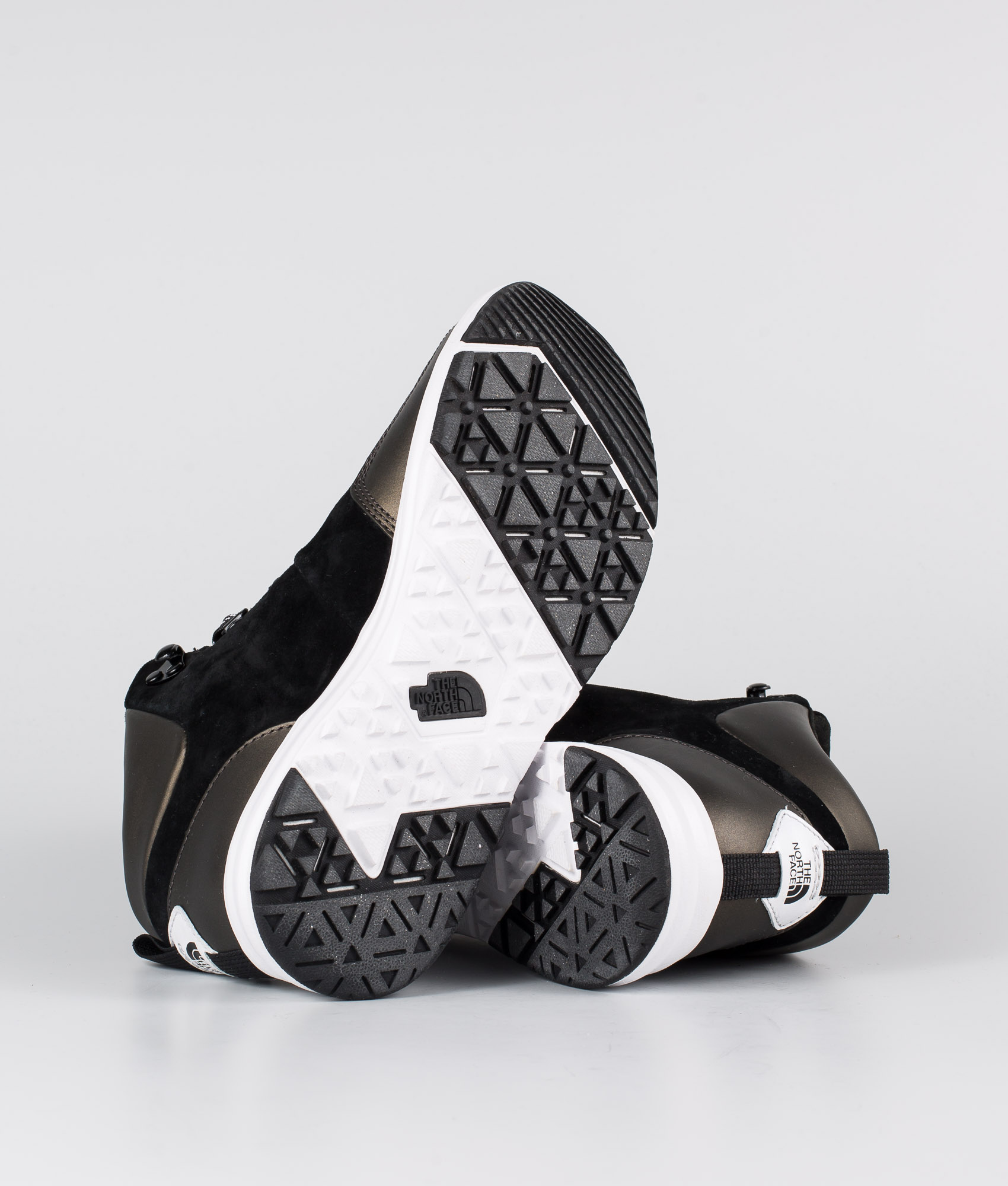The North Face W Back To Berkeley Redux Remtlz Lux Schuhe Tnf BlackTnf White