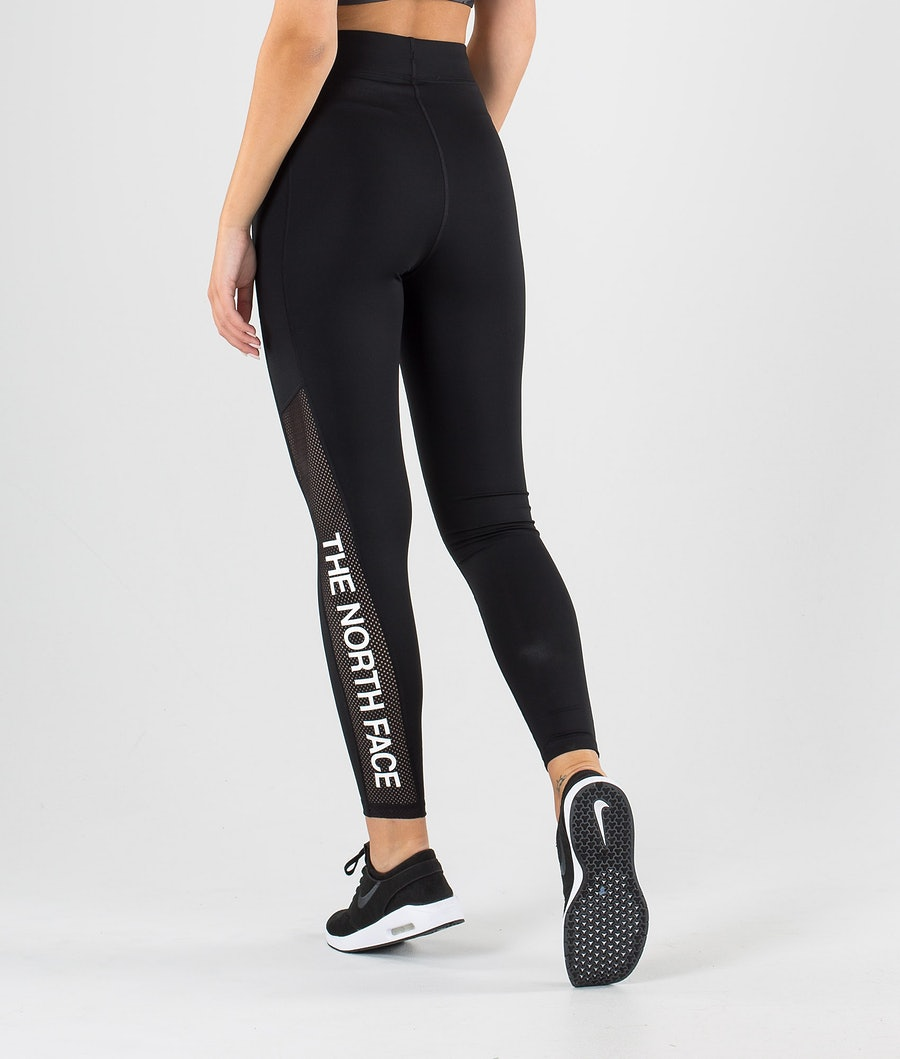 The North Face Train N Logo High Rise Women's Leggings Tnf Black