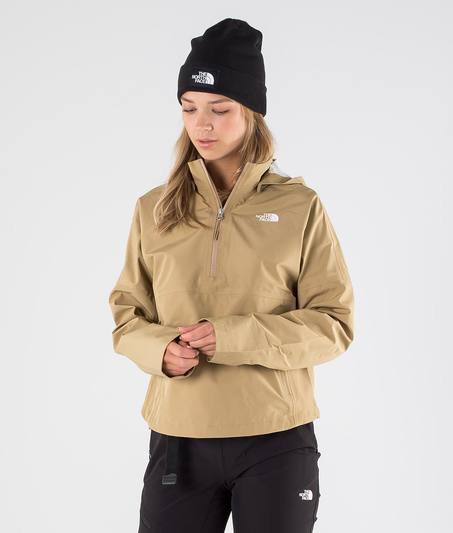 The North Face Arque Active Trail Futurelight Jacket Kelp Tan