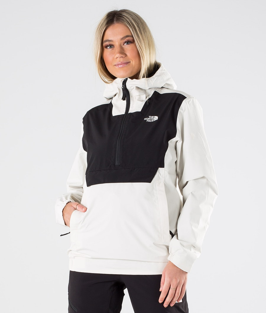 The North Face Fanorak Jakke Vintage White