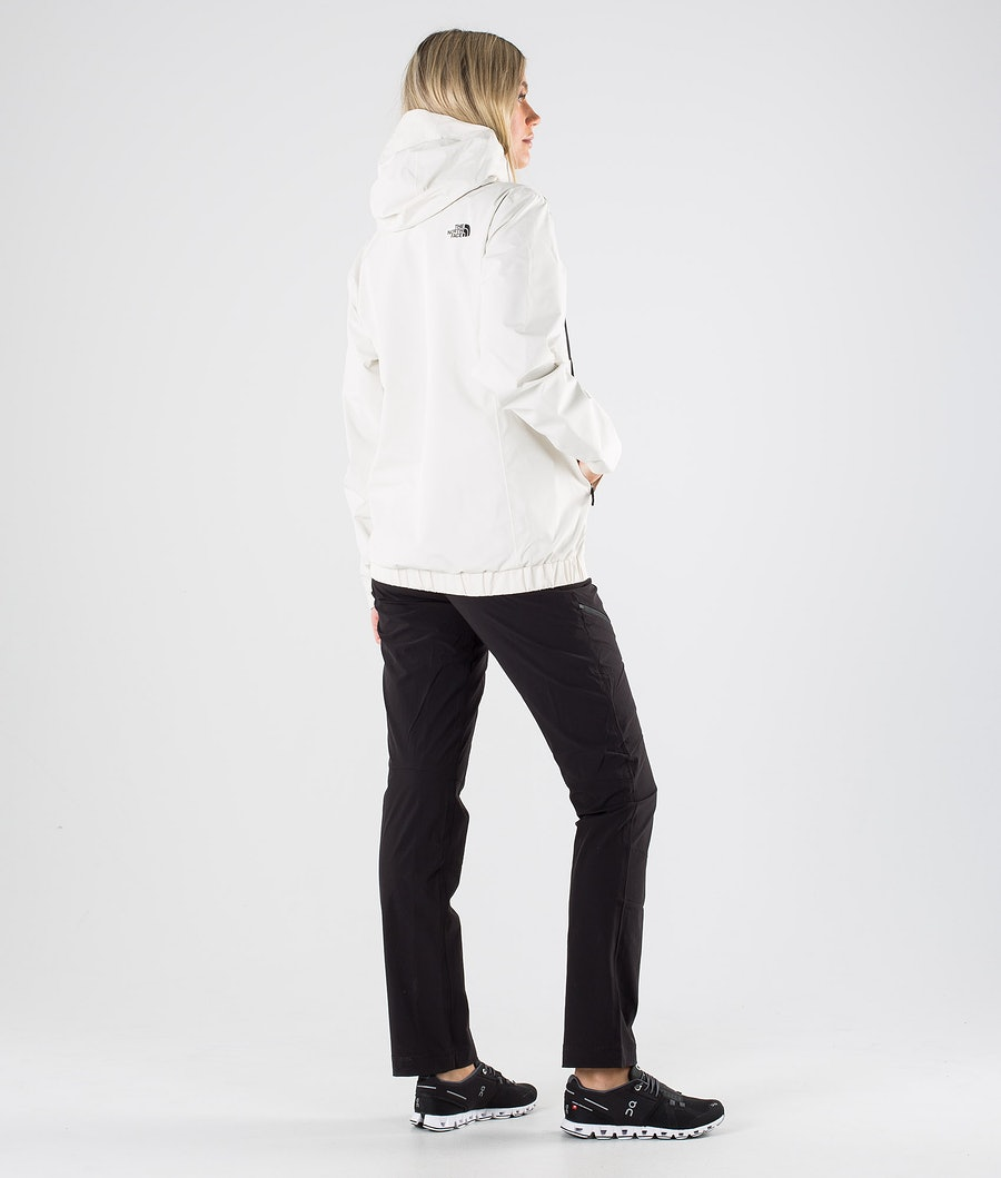 The North Face Fanorak Giacca Donna Vintage White