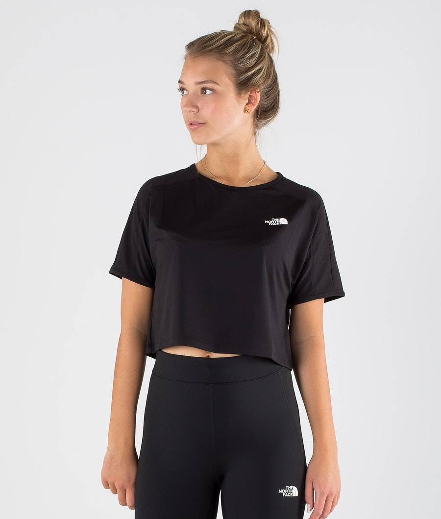 The North Face Active Trail T-paita Tnf Black