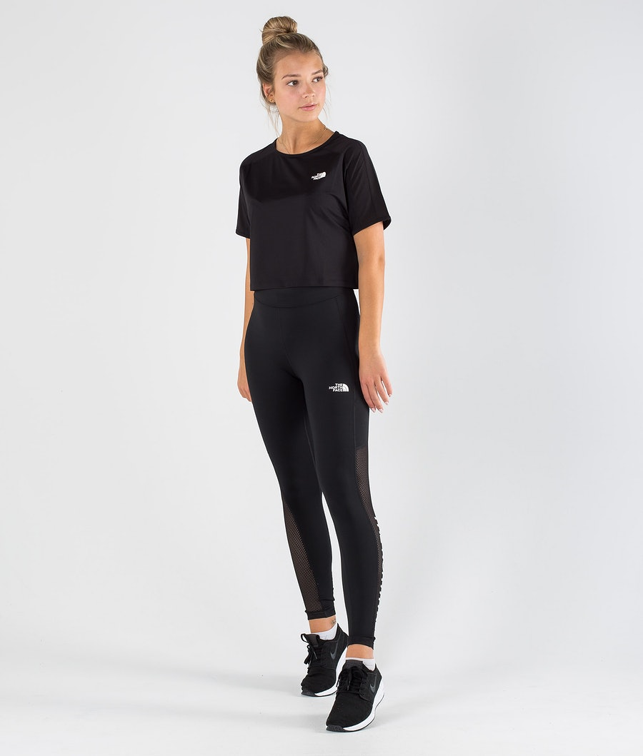 The North Face Active Trail T-shirt Donna Tnf Black