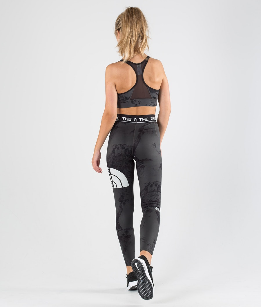 The North Face Bounce-B-Gone Bra Singlet Dame Asphalt Grey Bucky Valley