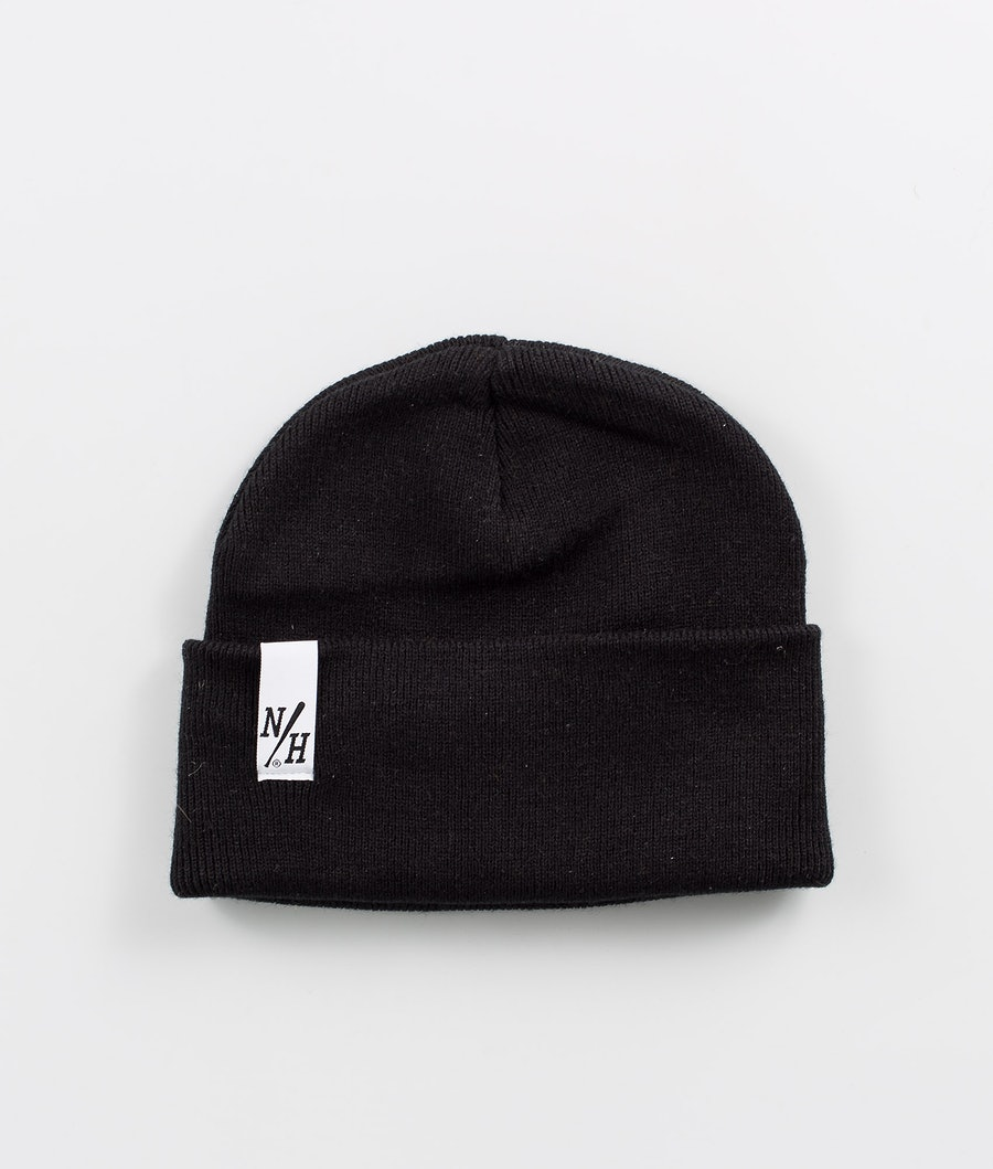 Northern Hooligans Batts Beanie Black