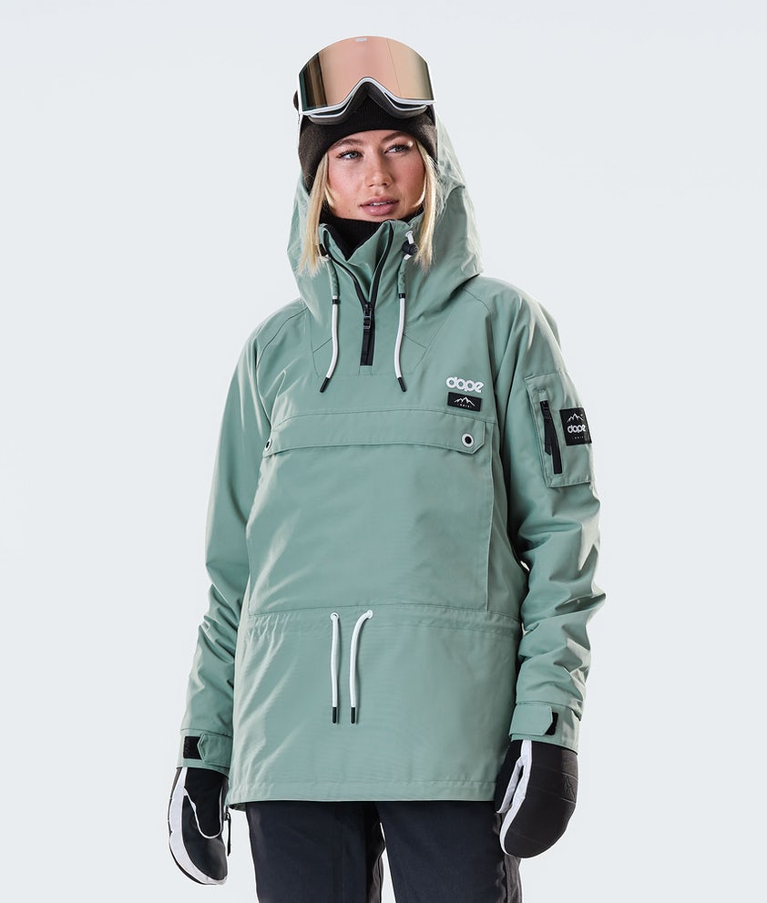 Dope Annok W Veste de Ski Faded Green