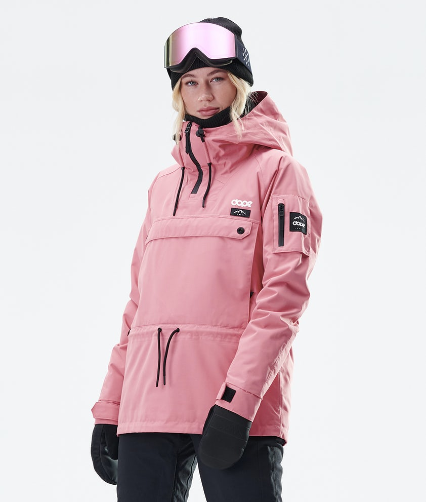 Dope Annok W Snowboardjacka Pink
