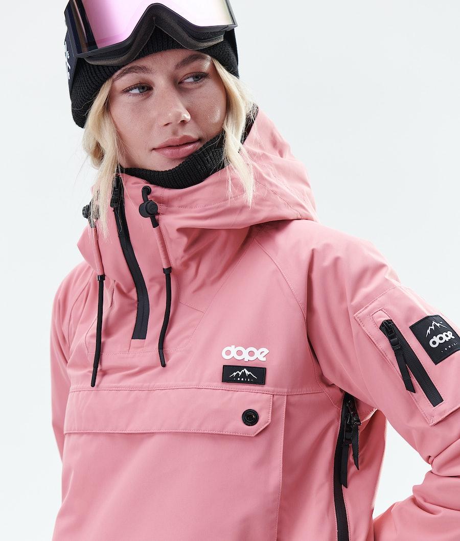 Dope Annok W Snowboardjacke Damen Pink