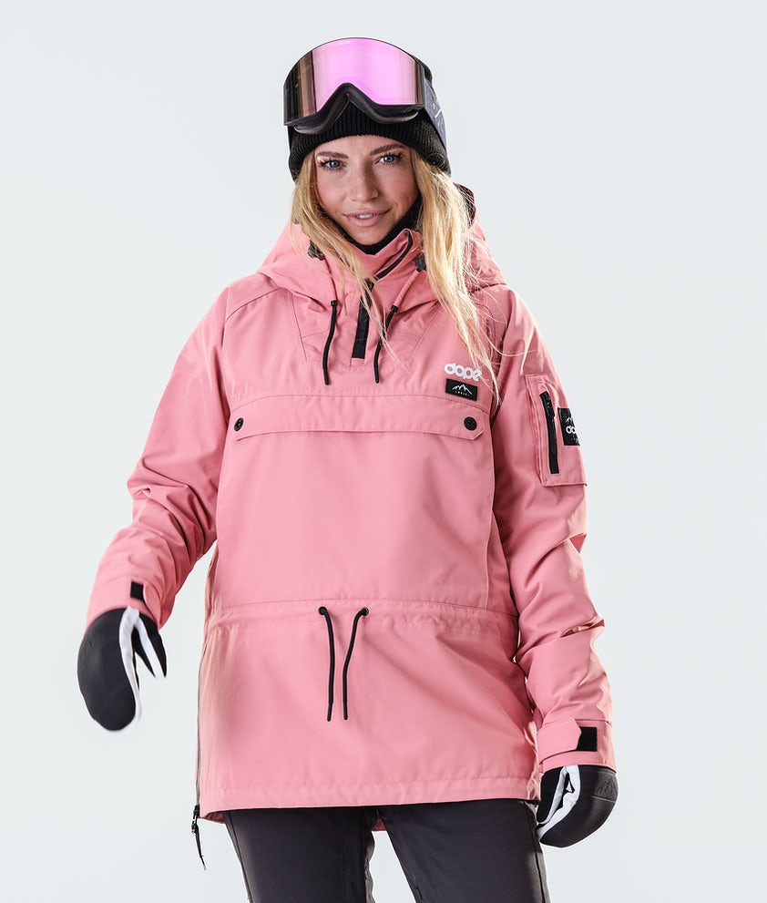 Dope Annok W Ski Jacket Pink