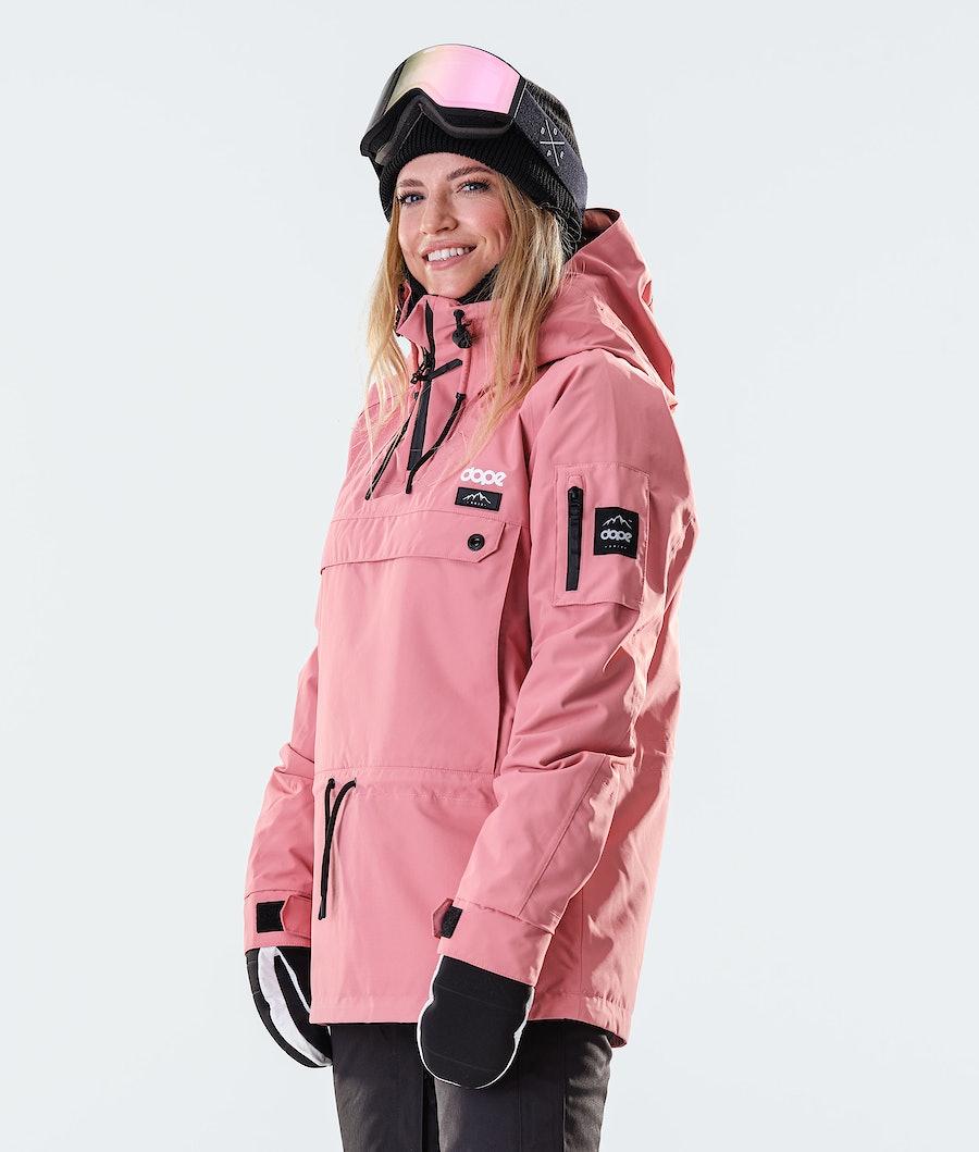 Dope Annok W Women's Ski Jacket Pink