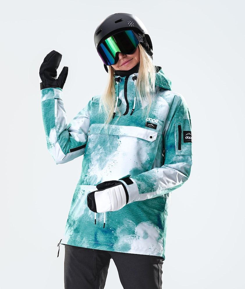 Dope Annok W Snowboardjakke Water White