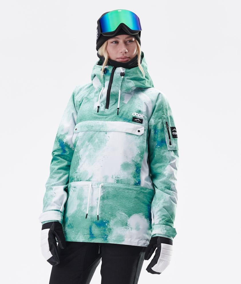 Dope Annok W Giacca da Snowboard Water White