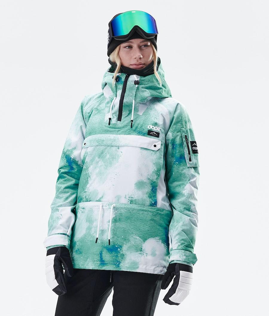 Dope Annok W Veste de Snowboard Water White
