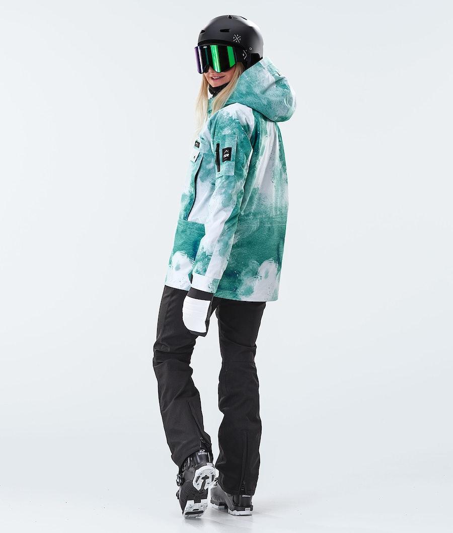 Dope Annok W Women's Ski Jacket Water White