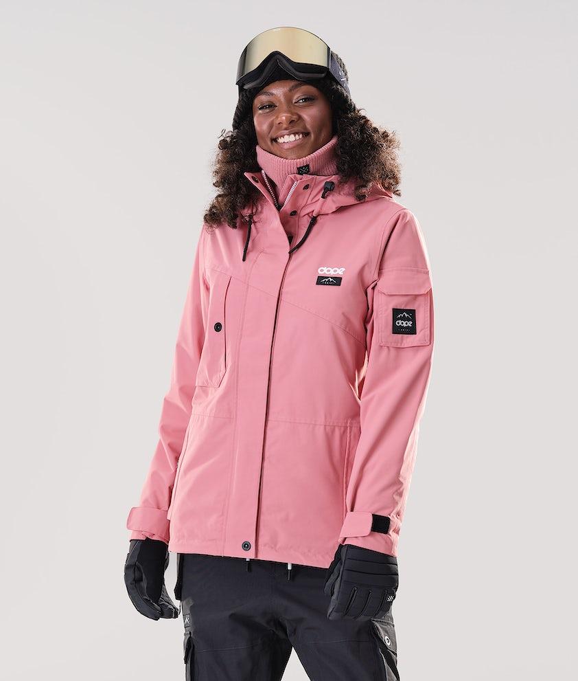 Dope Adept W Snowboard jas Pink