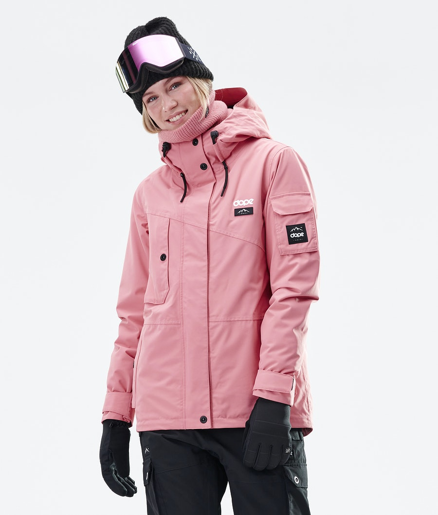 Dope Adept W Snowboardjacka Pink