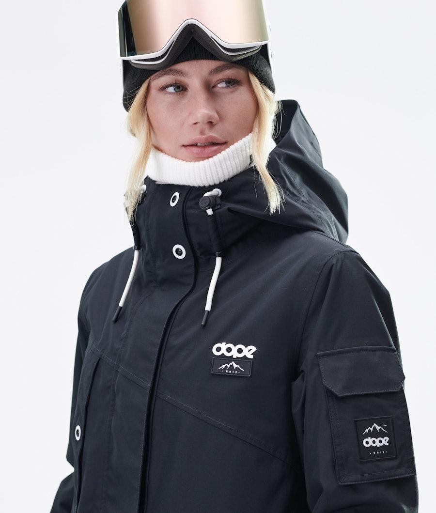 Dope Adept W Giacca da Snowboard Donna Black